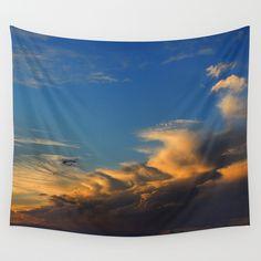 Cloudbank Wall Tapestry