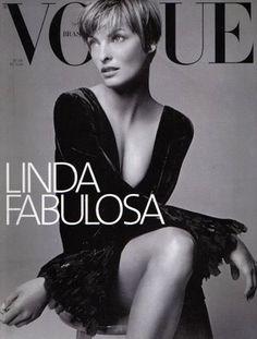 Linda Evangelista always a favourite..