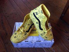 5f3f965cf83c VANS X Peanuts Sk8-hi Charlie Brown Snoopy SNEAKERS Maize Vn0a2x5bqx4 Men s  Sz 9 for sale online