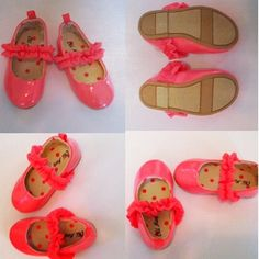 Old Navy Peach Shoes Old Navy Peach toddler shoes. NEVER WORN! Old Navy Shoes