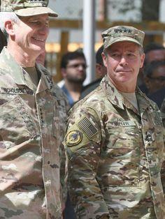 Battle Of Mogadishu, Marine General, Ashraf Ghani, Delta Force, Afghanistan War, National Security Advisor, I Gen, Chief Of Staff