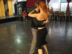 Alteraciones Cours Avancé à Fuego de Tango Miguel Gabis et Delphine Zinck