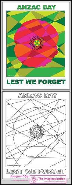 Anzac Day Coloring Pages - Poppy Art Are you looking for a colourful and creative way to commemorate Remembrance Day Activities, Remembrance Day Art, Poppy Coloring Page, Coloring Pages, Poppy Template, Poppy Craft For Kids, Christmas Art For Kids, Fall Art Projects, Art Classroom