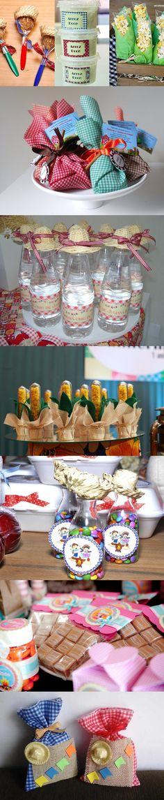 11 Lembrancinhas de Festa Junina Fáceis de Fazer