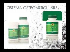 Salud de huesos y músculos con 4 Life (Sistema osteoarticular)