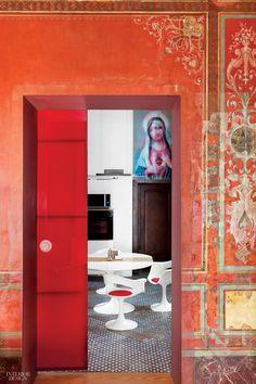 Appartement Darchitecte Naples Dans Ancien Palais Princier