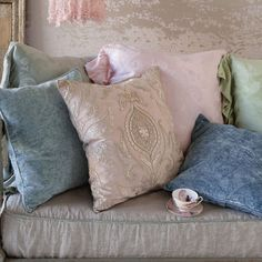 Bella Notte Linens Nina Decorative Pillow Ships Free