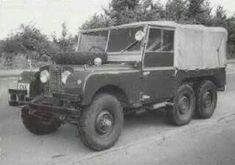 Land Rover Serie 1, Land Rover Defender, 6x6 Truck, Landrover, Off Road, Station Wagon, Range Rover, Land Cruiser, 4x4