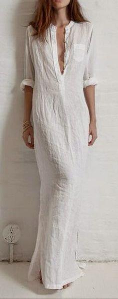 Curating Fashion & Style: Women's fashion   Boho maxi dress