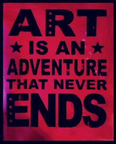 Art is 2