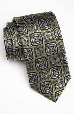 J.Z. Richards Woven Silk Tie available at #Nordstrom.  Also in Winter Red.
