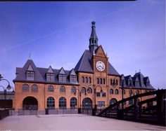 Central Railroad of New Jersey Terminal in Jersey City, NJ