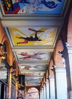arcades Toulouse