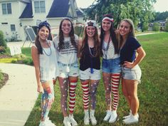 """High School Football Theme """"American Out"""""""