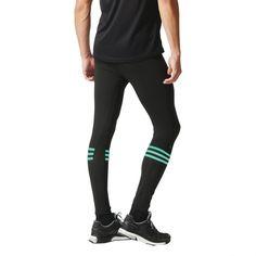 tights-adidas-silver-black-green-response-running-clothing-shock-matte-mens-98HH