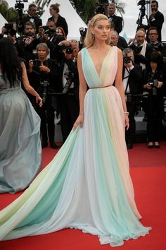 Cannes Film Festival Our round-up of the best red-carpet dresses Red Carpet Looks, Cannes Film Festival, Red Carpet Fashion, Beautiful Gowns, Dream Dress, Boho Dress, Pretty Dresses, Awesome Dresses, Evening Gowns