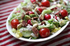 Vegan salade recepten