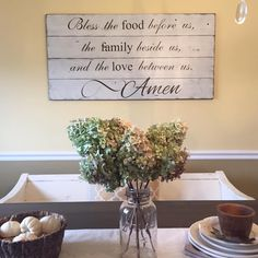 Bless the food before us, the family beside us, and the love between us. — {Angtiques}