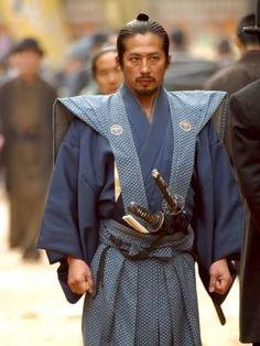 Hiroyuki Sanada, a real example of Japanese samurai icon Samurai Costume, Samurai Armor, Geisha, Samurai Clothing, The Last Samurai, Real Samurai, Toshiro Mifune, Japanese Warrior, Landsknecht