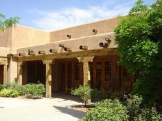 I love the architecture of many of the buildings in and around Arizona and the southwest! Page, Arizona