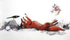Resultado de imagem para raposas tumblr