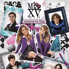 """(Miss XV) Miss XV follows the story of two teenage best friends, Valentina and Natalia, (who were born on the same day at the same hour), who dream of the perfect quinceanera birthday party, and long to become the girlfriends of their respective crushes, Nico and Eddy """"Miss XV."""" Wikipedia. Wikimedia Foundation, 28 Oct. 2013. Web. 06 Nov. 2013."""