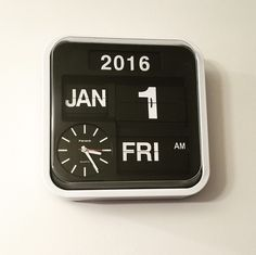 Happy New Year from FARTECH! FARTECH® Flip Clocks - Google+ Flip Clock, Flipping, Happy New Year, Clocks, Showroom, Sign, Google, Watches