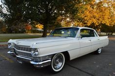 1964 Cadillac Sedan DeVille 6 Window Hardtop Maintenance/restoration of old/vintage vehicles: the material for new cogs/casters/gears/pads could be cast polyamide which I (Cast polyamide) can produce. My contact: tatjana.alic@windowslive.com