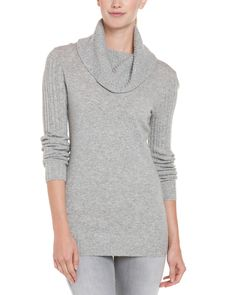 Lockhart Fair Grey Cowl Neck Cashmere Sweater is on Rue. Shop it now.
