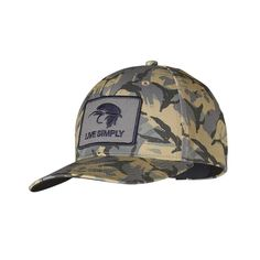 eae2959da61ea Patagonia Men s Live Simply Fly Roger That Hat