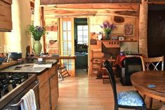 Beth & Bill's Soulful Straw Bale Retreat