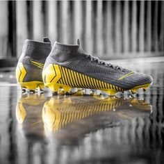 The new Nike boots.... Game over pack...
