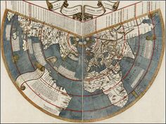 Universalior Cogniti Orbis Tabula Ex Recentibus Confecta Obsevationibus. Johannes Ruysch, Rome, 1507