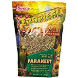 F.M. Brown's Tropical Carnival Parakeet Food, 2-Pound -- To view further for this item, visit the image link.