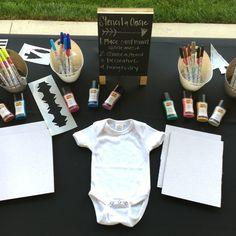 Tribal Baby Shower   Baby shower activities