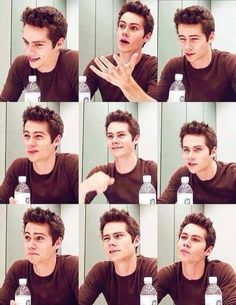 Dylan O'Brien. More like Dylan O' Date Me