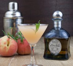 Happy Hour Sippers: 1Twelve (White Peach Tequila Cocktail) | Recipe