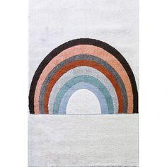 Gulvteppe - AFKliving Rainbow (100x150) - minikids.no