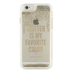 Kate Spade Glitter is My Favorite Color iPhone 6 and 6S Case