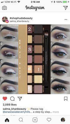 Trendy makeup tutorial concealer life Trendy Make-up Tutorial Concealer Leben Tutorial Eyebrow, Make Up Tutorial Contouring, Glam Makeup Look, Bridal Makeup Looks, Makeup Style, Make Up Palette, Pallette, Makeup Goals, Makeup Inspo