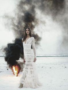 Anna Selezneva photographed by Iain McKell for Numero #142