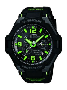 Casio G-Shock Tough Solar men's black bracelet watch | G-Shock | Brands | Fraser Hart Jewellers