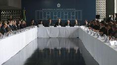 Em reunião, governo é questionado sobre plano de segurança pública