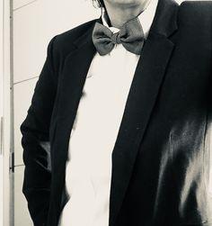 Tomboy bow tie corbatin oufit