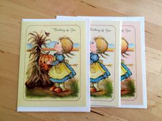 Little Children・Halloween・Thinking of You・Vintage 1984 Greeting Card Set of Three with Envelopes・Carved Pumpkins, Fall, Autumn, Seasonal   #Halloween   #AutumnEquinox   #FallGift   #GreetingCards   #GreetingCardSet   #Hediye   #SonBaharHediyesi   #Cadeaux   #LittleChildren   #HelpTheChildren   #GreetingCards1980s   #FromThe1980s   #Etsy   #EtsyShop   #Collectible   #Vintage   #VintageStationery   #CheapEtsyGift   #wlv   #v2team   #SFEtsyTeam   #SpiritualGift   #ThinkingOfYou