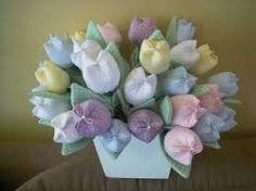 Resultado de imagem para flores de tecido