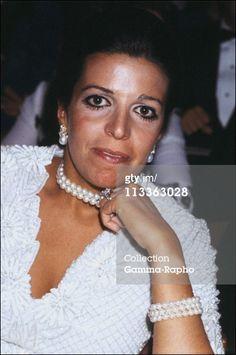 Christina Onassis   Christina Onassis And Her Daughter Athina Onassis-Roussel. On November ...