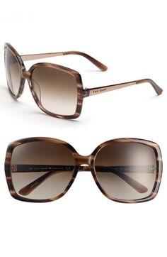 dc8b1898dd7 kate spade new york  darryl  59mm oversized sunglasses