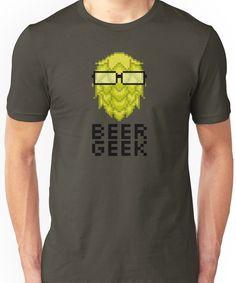 Beer Geek Unisex T-Shirt Market Garden 8c487d9f7