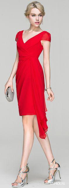 5a2fcaf74 Las 791 mejores imágenes de vestidos rojos